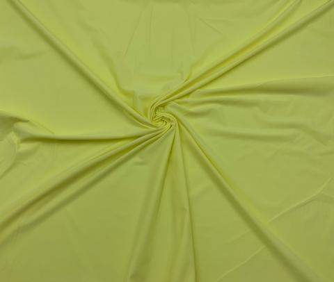 Микрофибра желтая ультратонкая (метражом)