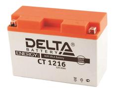 Аккумулятор DELTA 12V 16Ah (CT1216)