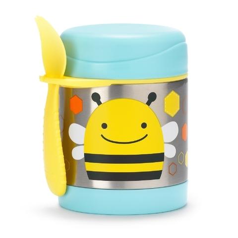 Термос со столовым прибором Skip Hop Пчела