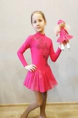 Платье из термоткани Элис