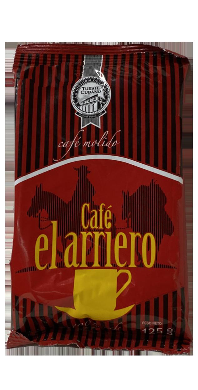 Кофе молотый ARRIERO Puro 125 г