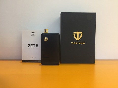 Набор ZETA AIO Pod 60w by ThinkVape
