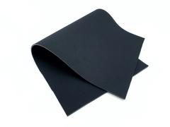 Бельевой поролон для купальников черный 3 мм
