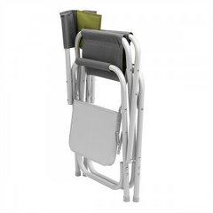 Кресло алюминиевое складное со столиком Helios Т-HS-DC-95200T-GG