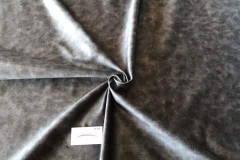 Велюр Дива А15-15 серый