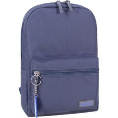 Рюкзак Bagland Молодежный mini 8 л. серый (0050866)