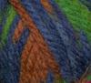 Пряжа Himalaya COMBO 52735 (Синий,зеленый,охра)