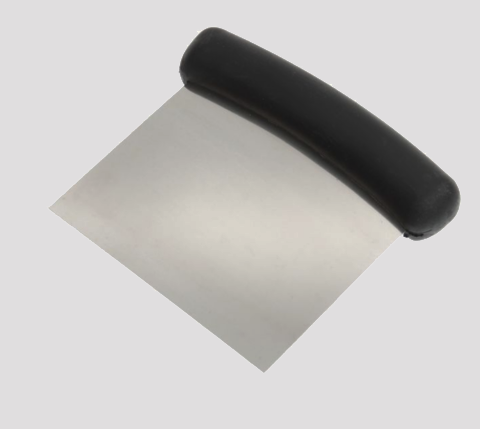 Шпатель с пластиковой ручкой, 11 см
