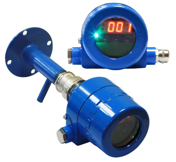 ФДС-03-С-Ex, фотодатчик контроля пламени взрывозащищенный