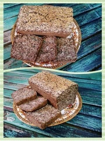 Безглютеновый хлеб (2)