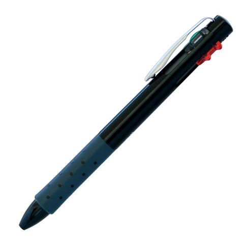 Двухцветная ручка Tombow Reporter Smart 0.5 чёрная