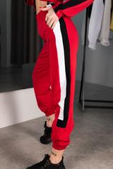Спортивный костюм трехцветный недорого