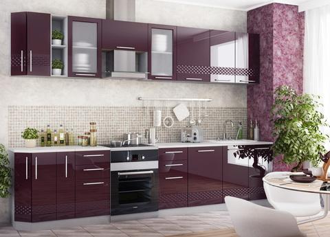 Кухня Капля 3D 3300