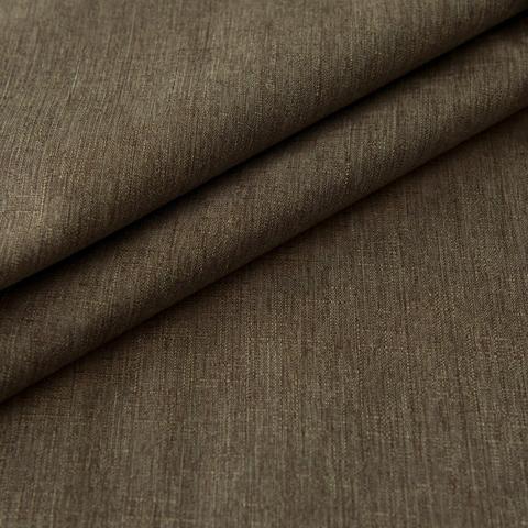 Ткань блэкаут Калипсо коричневый