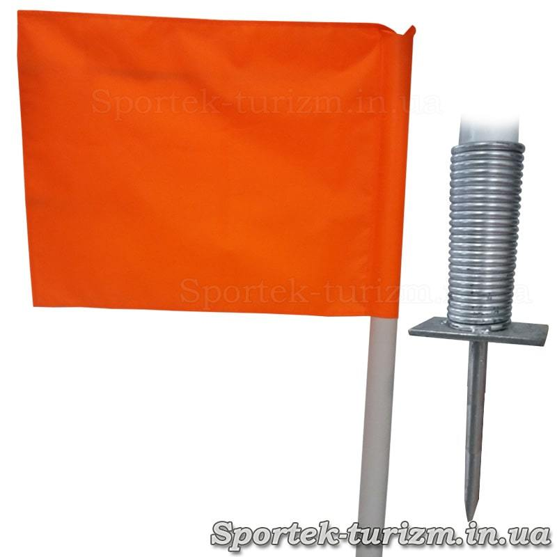 Прапор та голка кутового прапора