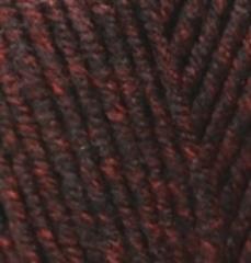811 (Темно-бордовый жаспе)