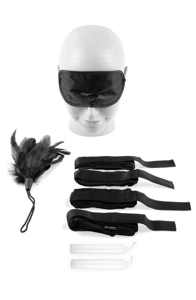 Комплект для связывания Beginners Bondage Kit