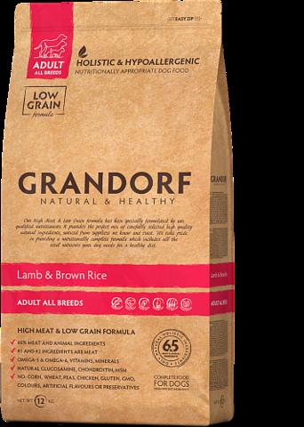 Grandorf Lamb & Brown Rice Adult All Breeds