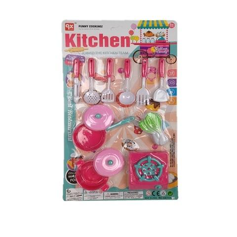 Кухонный набор 1кор*36бл*8шт