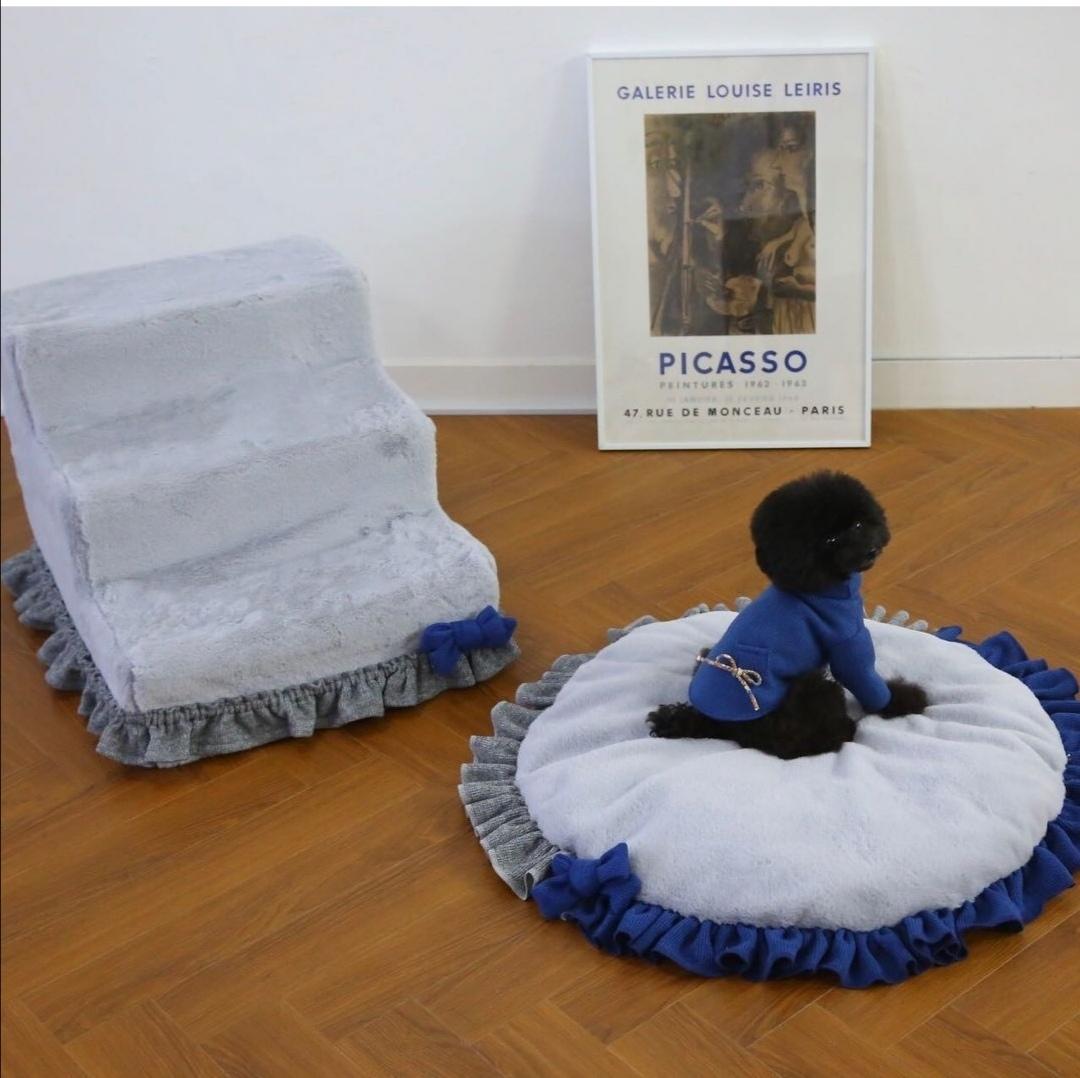 0320 BHG - Круглый коврик для собак