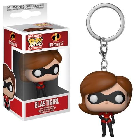 Брелок Эластикгерл || Funko POP! Keychain Incredibles 2