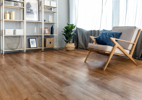 Виниловый пол Alpine Floor Real Wood Дуб Royal  ECO 2-1