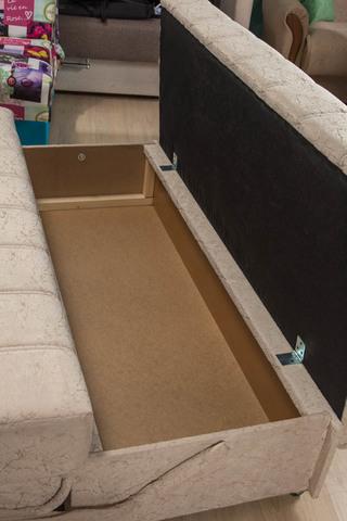 Выкатной диван М23