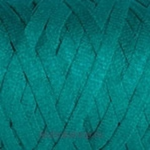 Ленточная пряжа YarnArt Ribbon цвет 783 Зеленая бирюза - купить в интернет-магазине недорого klubokshop.ru