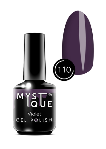 Mystique Гель-лак #110 «Violet» 15 мл