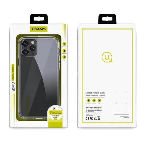 Чехол iPhone 11 Pro Usams Clear Series /transparent/