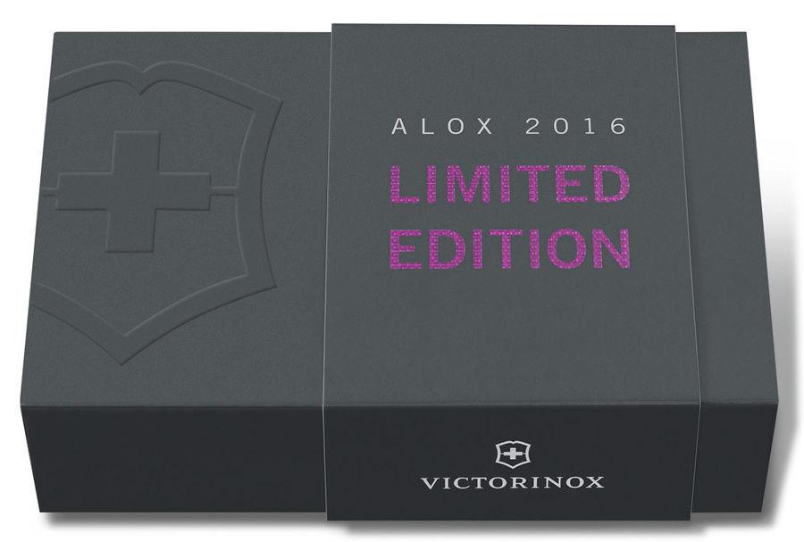 Victorinox Pioneer Alox Limited Edition 2016 (0.8201.L16)