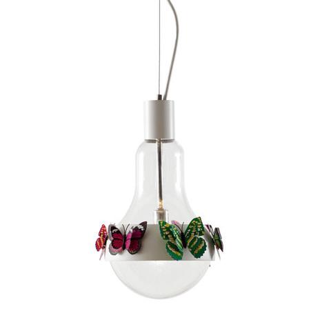 Подвесной светильник копия Flatterby by Ingo Maurer