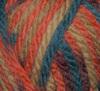 Пряжа Himalaya COMBO 52736 (Бирюза,лосось,беж,кофейный)