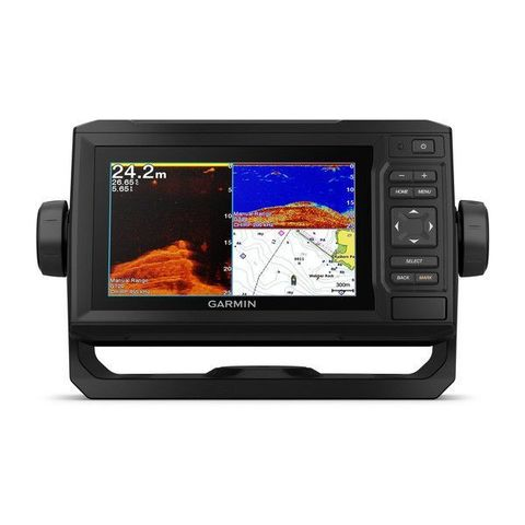 Эхолот Garmin echoMAP PLUS 62 CV GT20