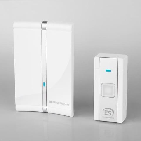 Звонок беспроводной. Цвет Белый. Elektrostandard. DBQ20M WL 36M IP44. a044639