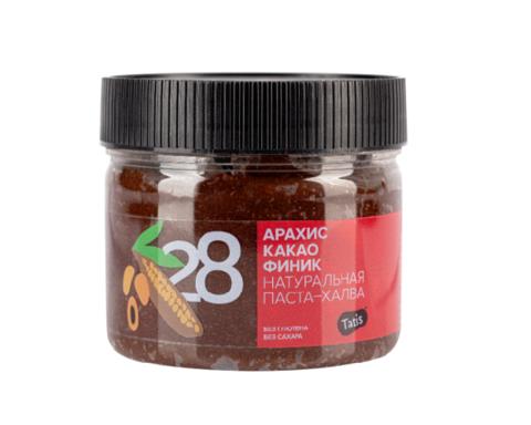 Арахисовая халва-паста