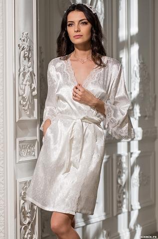 Короткий халат-кимоно Mia-Amore 9923 JULIETTA