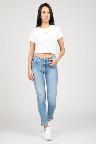 Женские джинсы MID RISE SKINNY ANKLE Calvin Klein