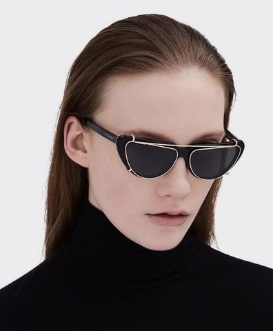 Солнцезащитные очки Fakoshima High Line Black 02