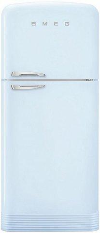 Холодильник с верхней морозильной камерой Smeg FAB50RPB5