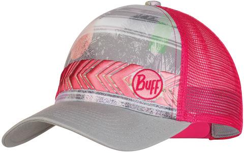 Кепка-бейсболка Buff Trucker Cap Biome Multi фото 1