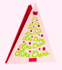 Lime Crime Winter Lights Palette палетка теней