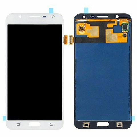 LCD SAMSUNG J7 Neo J701 + Touch White Orig MOQ:5