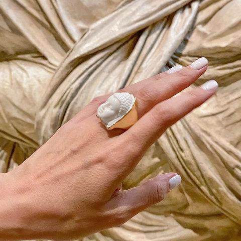 Кольцо Vi Будда