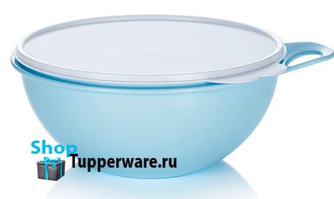 Чаша Милиан 2,75 л в светло-голубом цвете