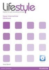 Lifestyle Upper Intermediate Workbook and Audio CD Pack
