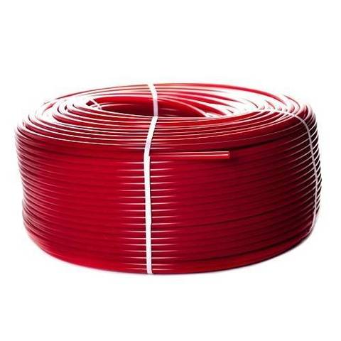 Труба из сшитого полиэтилена STOUT - 16x2,0 (PE-Xa/EVOH, PN8, Tmax 95°C, цвет красный)