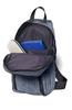 Картинка рюкзак однолямочный Wenger  синий - 6