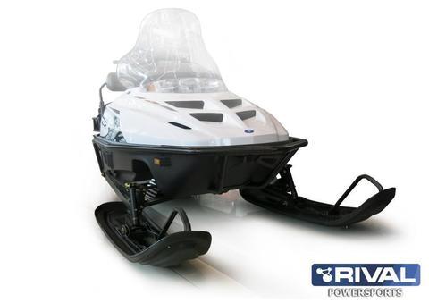 Бампер для снегохода Polaris widetrak LX передний