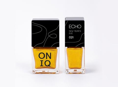 ONP-021 Лак для стемпинга. Echo: New Year's Eve